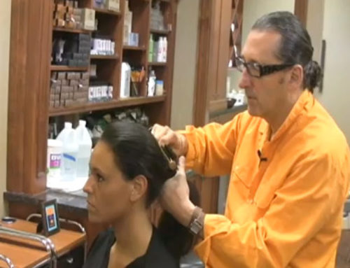Infomercial – Salvatore Minardi Salon – Therapeutic Hair and Scalp Treatment